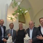 da sx - Luca Sensibile - Marco Scuderi - Liliana Allena - Maurizio Marello - Alberto Cirio