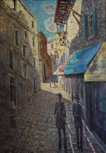 1 - Via de Benedetti 70X100 1948