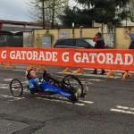 """""""La mia squadra si chiama Integrabili Handbike Team Sanremo."""" - Domenico Lucisano"""