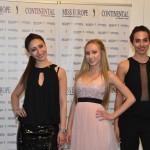 Tre aspiranti miss alla prima selezione di Bordighera
