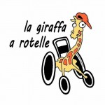 giraffa a rotelle logo