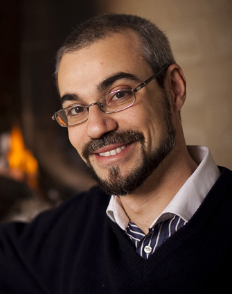 Lo scrittore Marco Malvaldi
