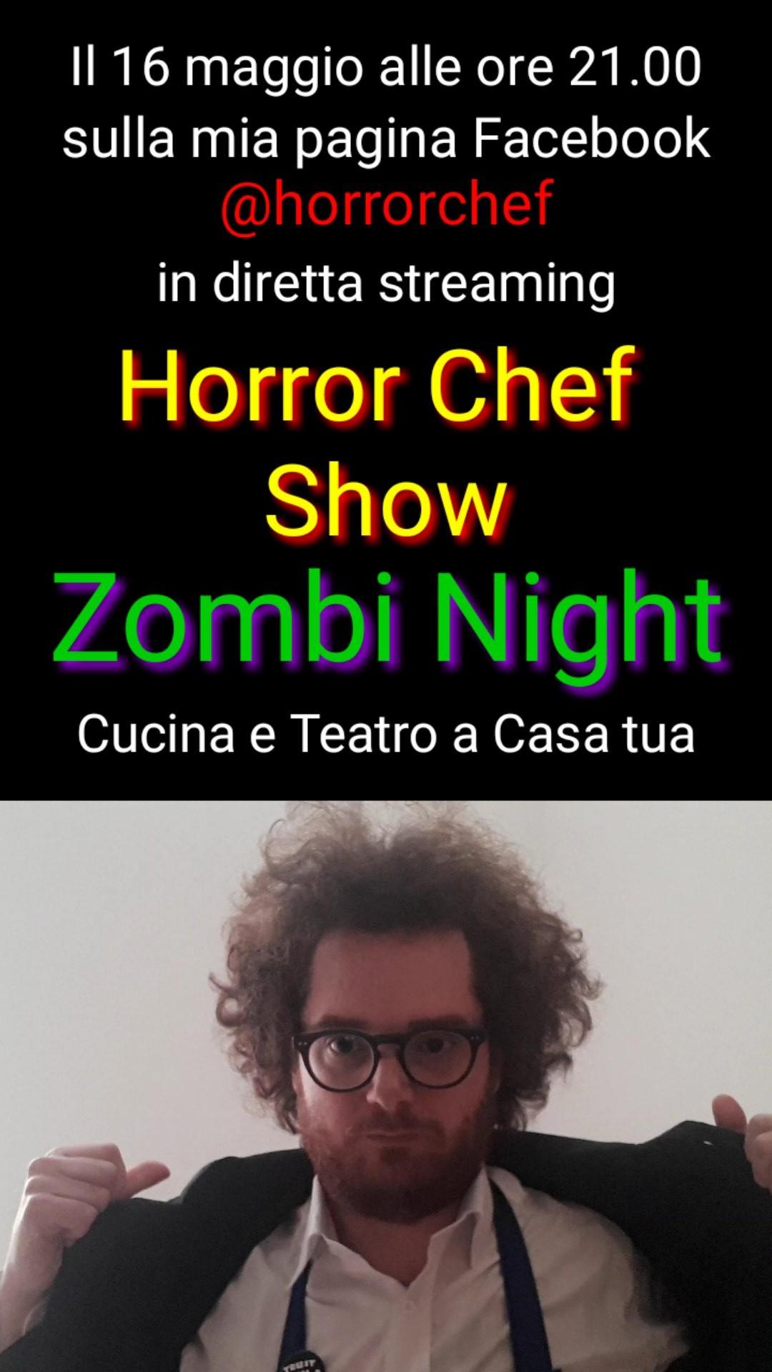 zombi night